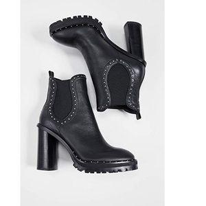 Rebecca Minkoff platform ankle boots